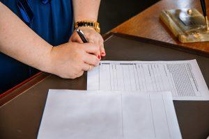 prenuptial agreement - binding financial agreement