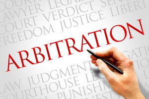 Arbitration as an Alternate to Your Property Matter